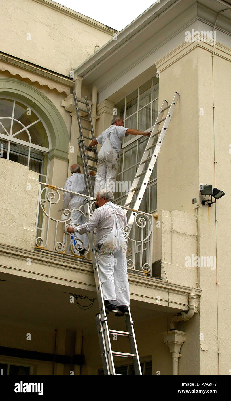 Painters Overalls High Resolution Stock Photography And Images Alamy