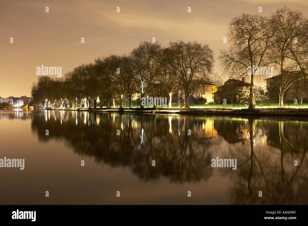 Canbury Gardens Kingston Upon Thames England Stock Photo: 7213851 ...