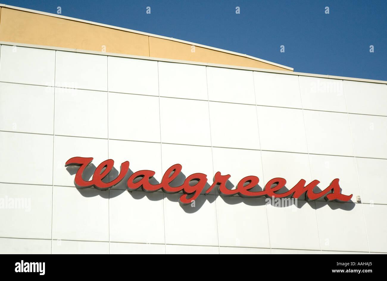 Miami Florida Walgreens Pharmacy Drugstore Stock Photos & Miami ...