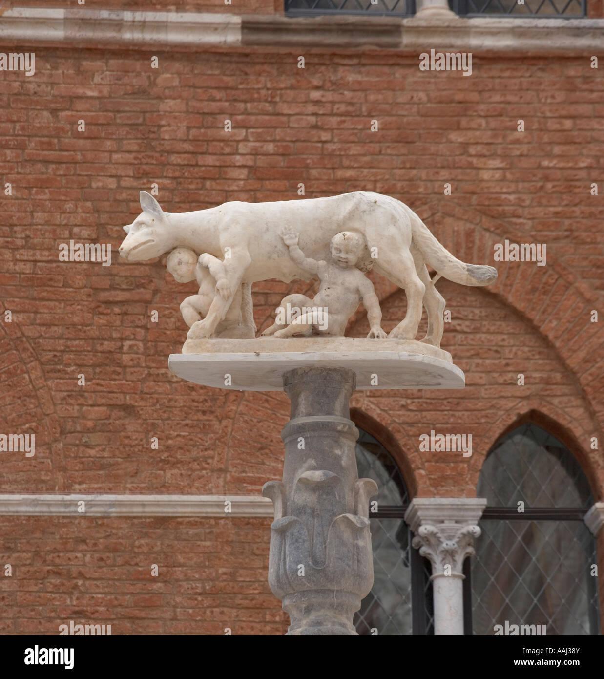 Italy Europe European Union Italian Member Western Southern South Tuscan Tuscany Sienna - Stock Image