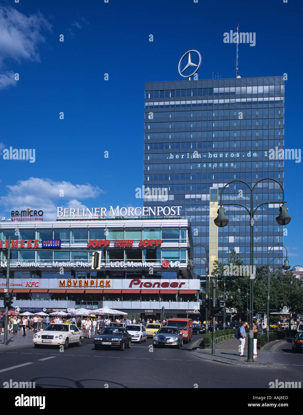 Berlin eros center