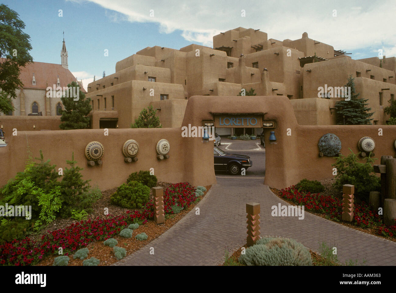 Spa Resort New Mexico Santa Fe