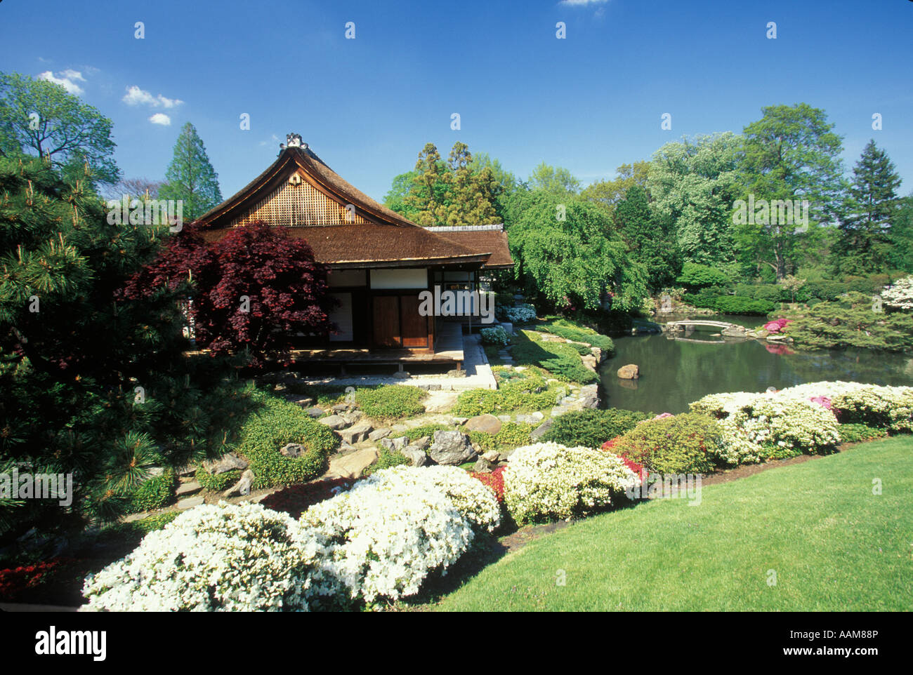 PHILADELPHIA PA JAPANESE HOUSE AND GARDENS IN FAIRMOUNT PARK