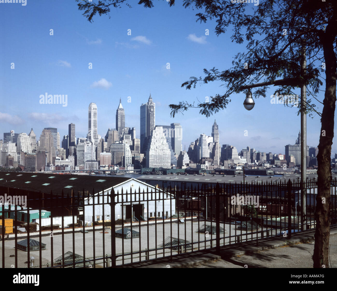 New York Skyline 1960s Stock Photos & New York Skyline