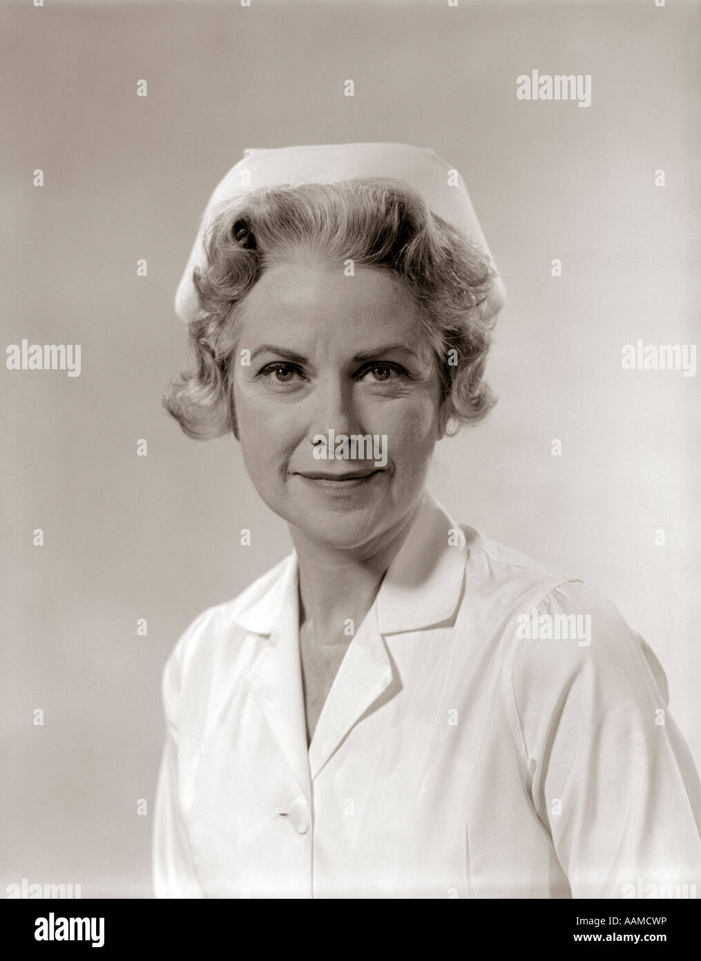 Nurse Uniform 1960 S Stock Photos Amp Nurse Uniform 1960 S