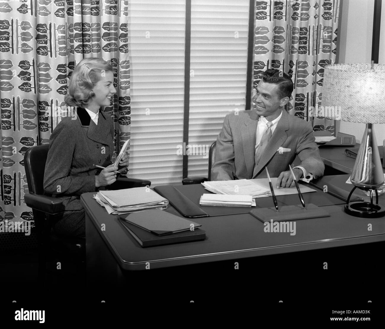 1950s Office Stock Photos Amp 1950s Office Stock Images Alamy