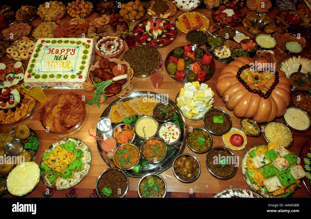 Food To Eat For Celebrations Uk