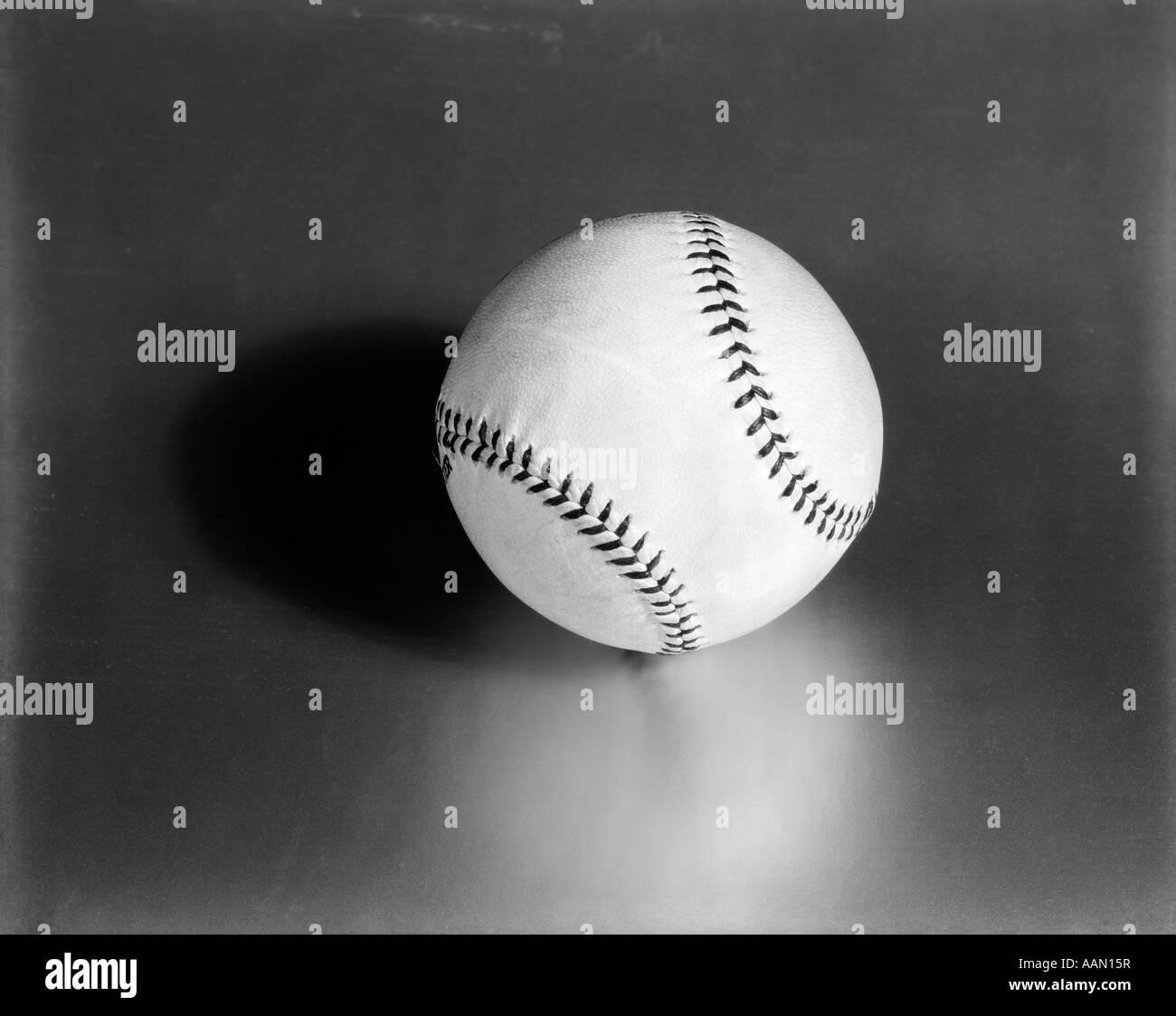 BASEBALL SPORTS PASTIME - Stock Image