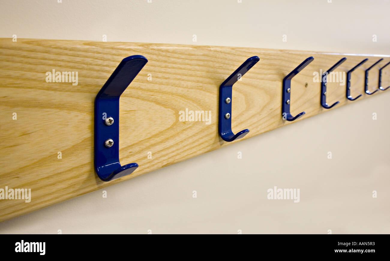 Coat Hooks Stock Photos & Coat Hooks Stock Images - Alamy