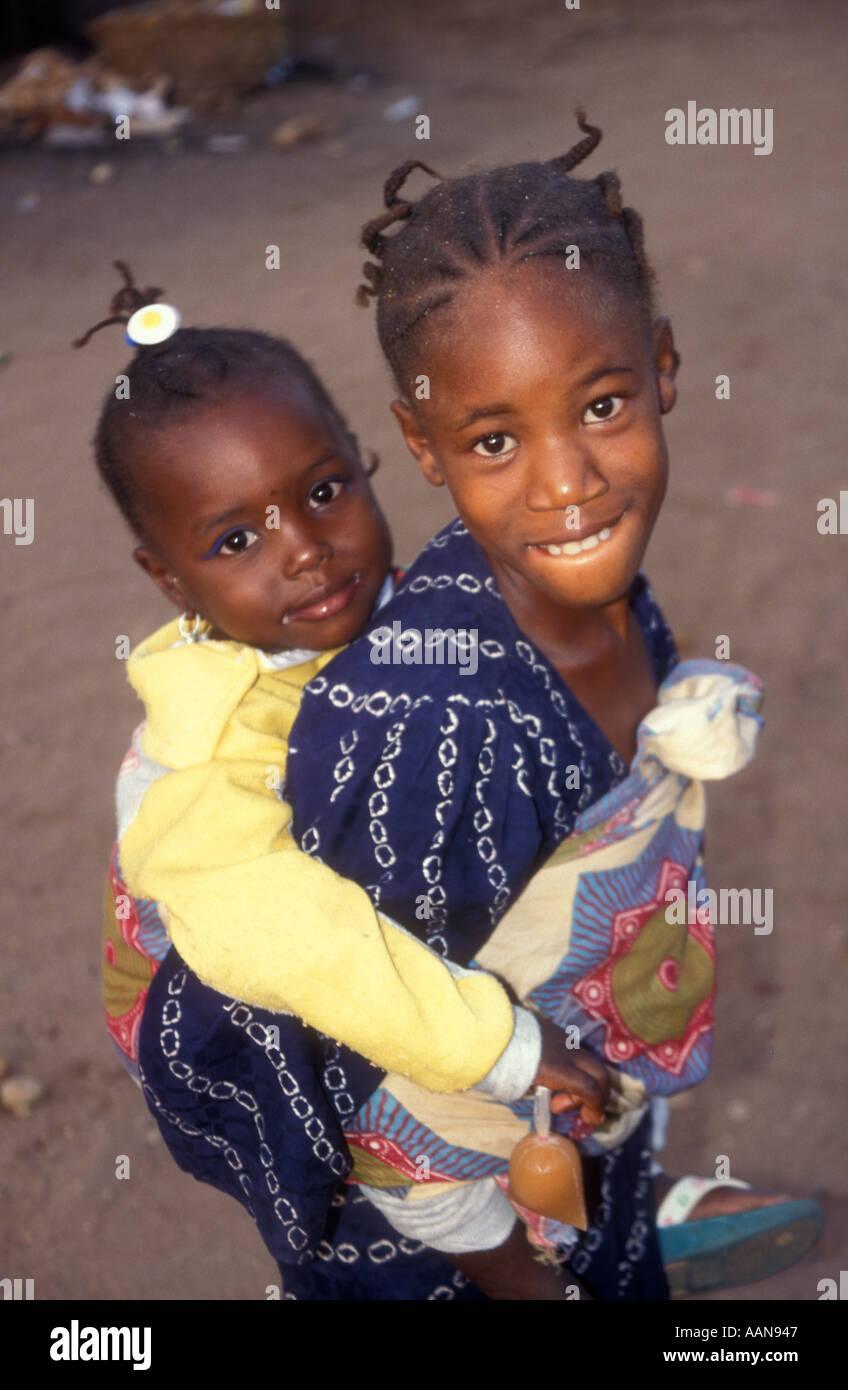 African Children Girls Toddler Baby Babies Babysitting