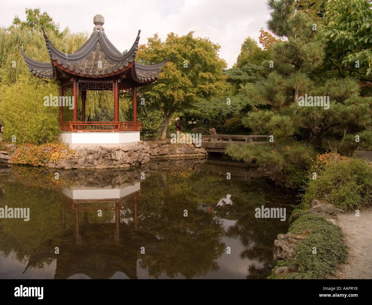 Classical Chinese Garden Vancouver Stock Photos & Classical Chinese ...
