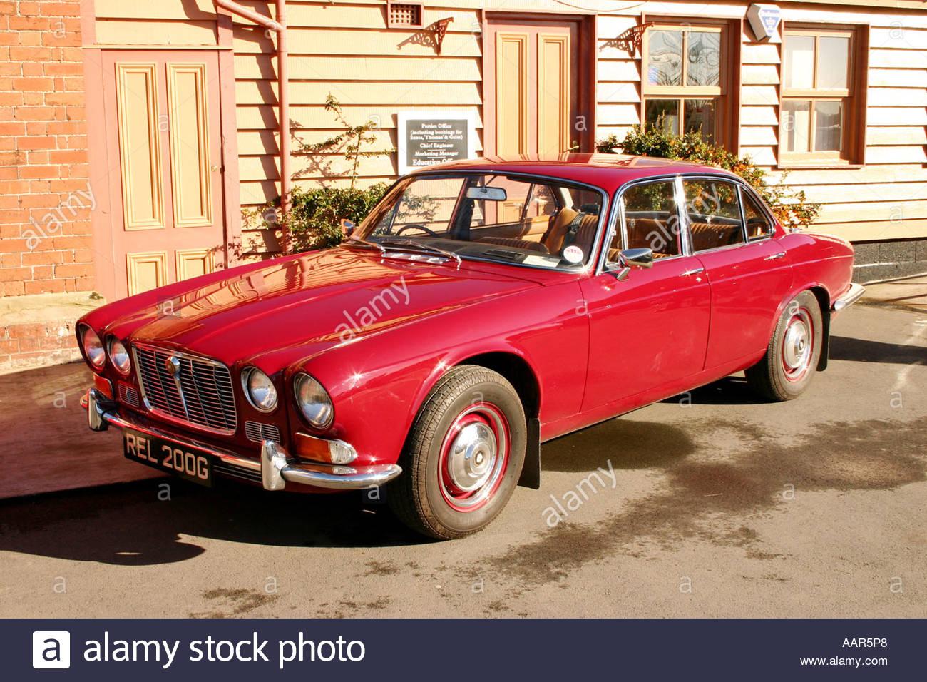 1969 jaguar xj6 saloon transport day severn valley railway stock1969 jaguar xj6 saloon transport day severn valley railway worcestershire