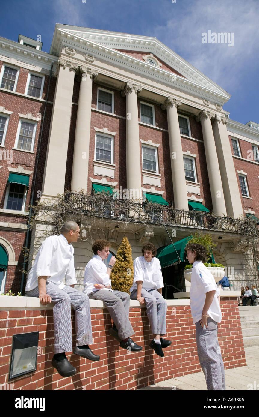 Culinary Institute Of America New York >> Campus Of Culinary Institute Of America Cia Hyde Park New