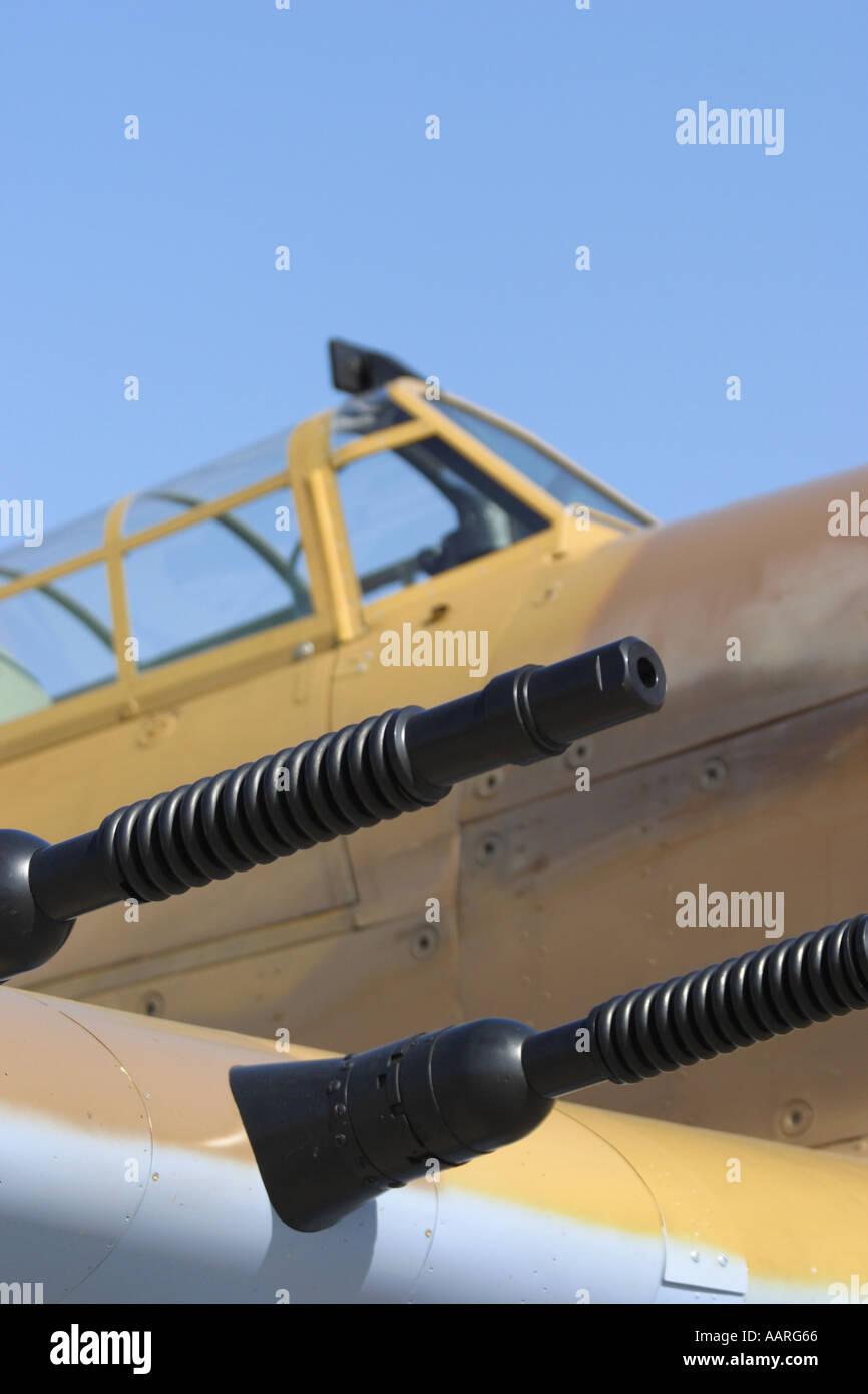 Hawker Hurricane fighter - Stock Image