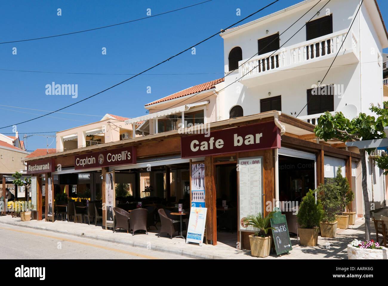 Corelli S Cafe