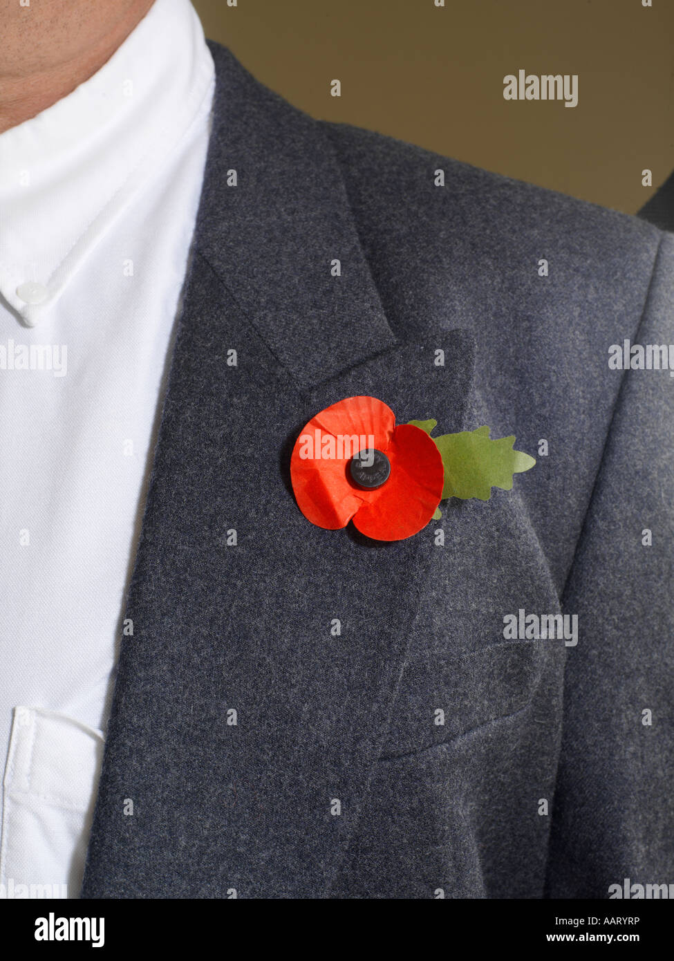 Poppy Lapel Stock Photos Poppy Lapel Stock Images Alamy