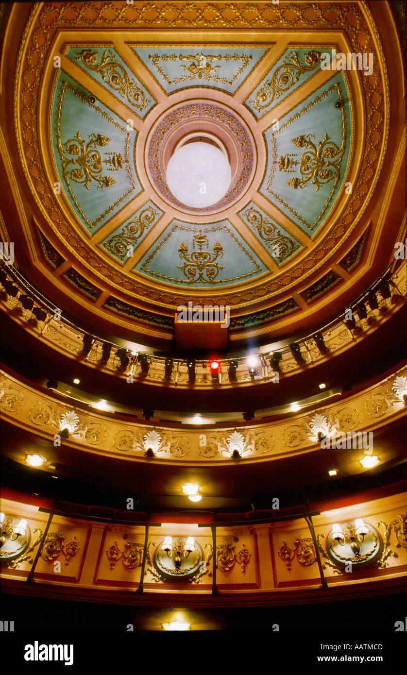 The Lyric Theatre London - Stock Image