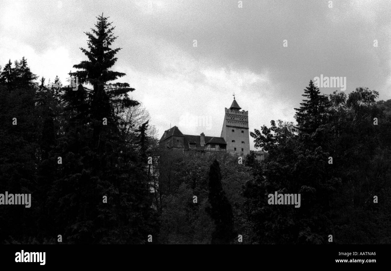 Bran Castle - Stock Image