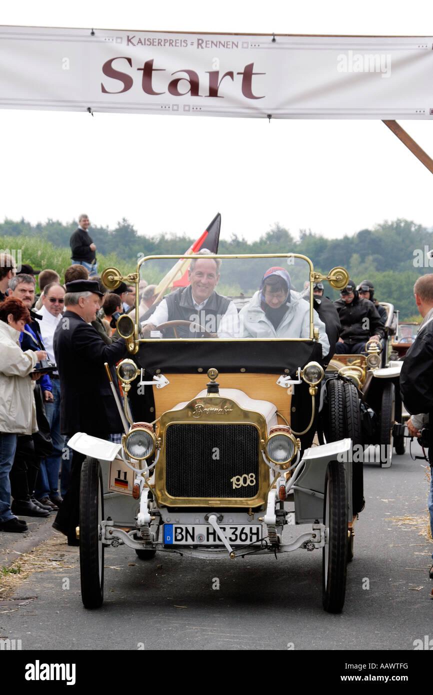1908 Car Race Stock Ph...