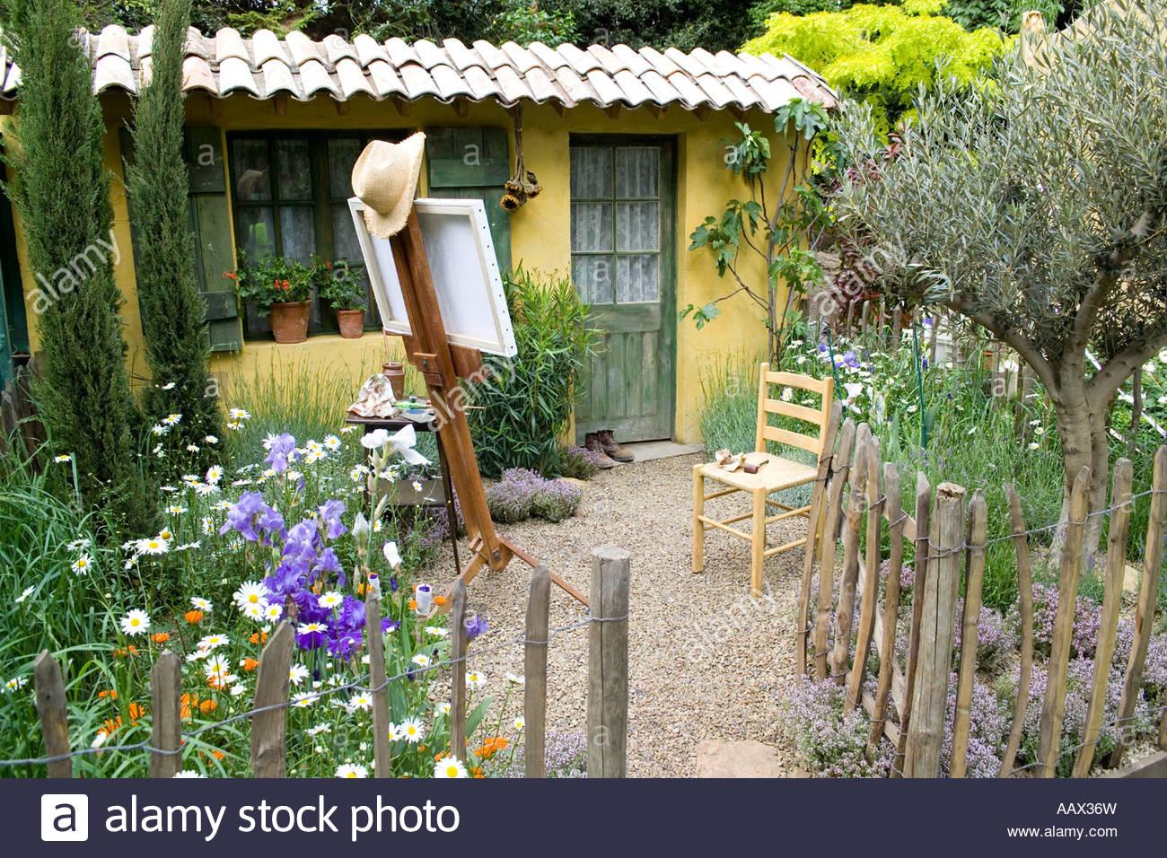 Le Jardin de Vincent Design by Patricia Thirion Janet Honour RHS ...