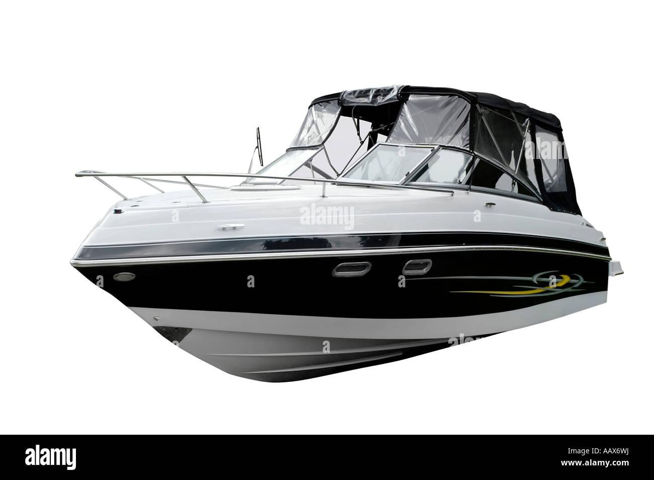 Pleasure boat - Stock Image