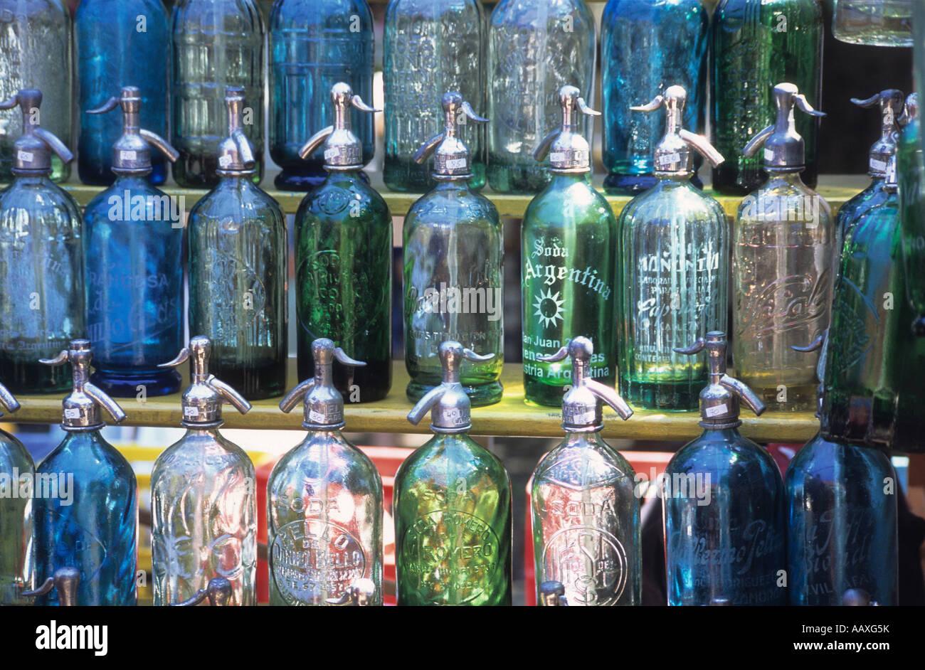 vintage soda bottles for sale