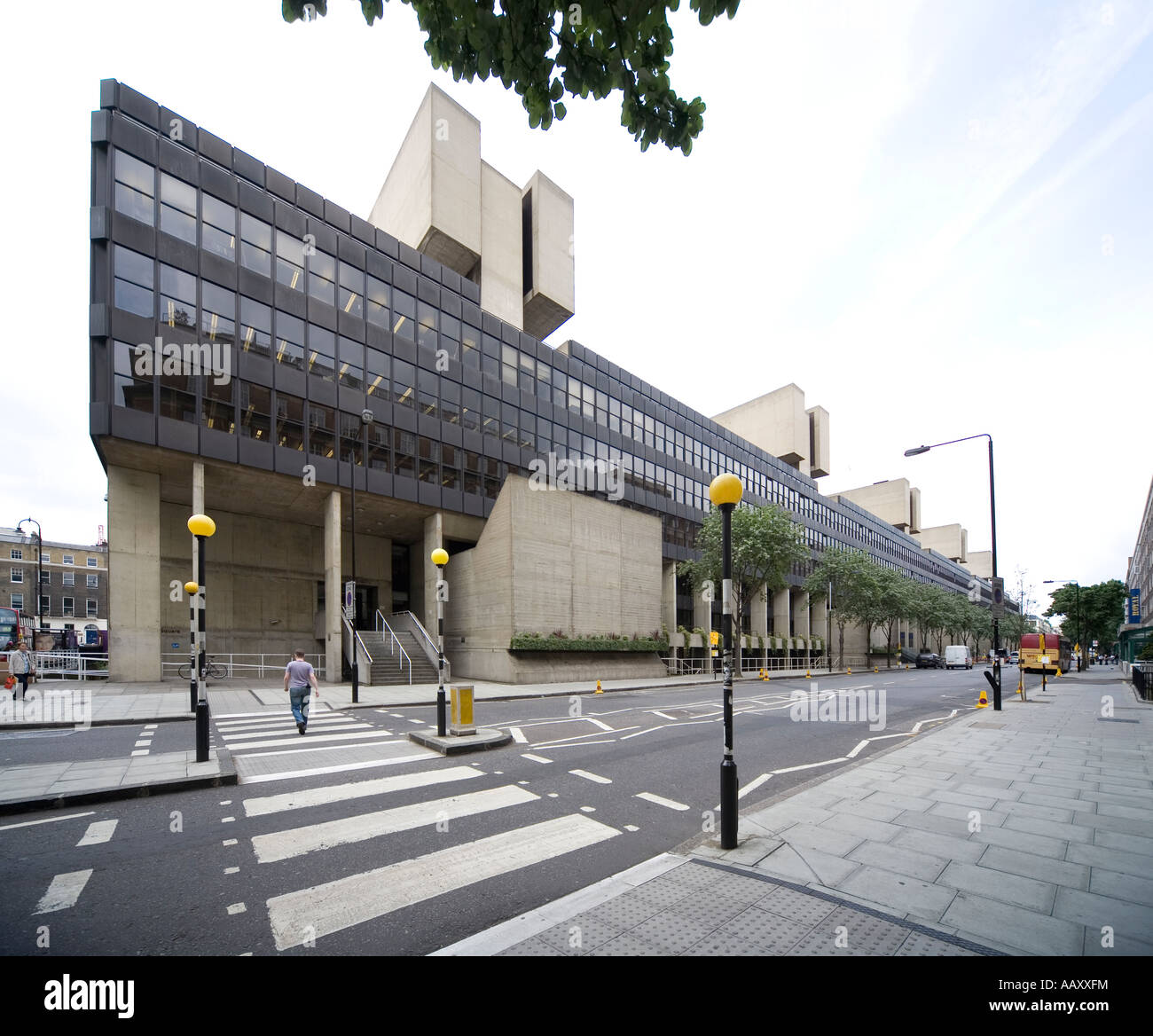 Institute of Education Sixties Architecture Bloomsbury University of London - Stock Image
