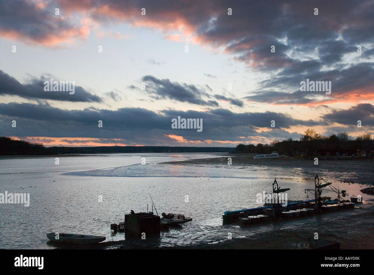 Rybnik Svet Trebon Jizni Cechy Ceska Republika Stock Photo