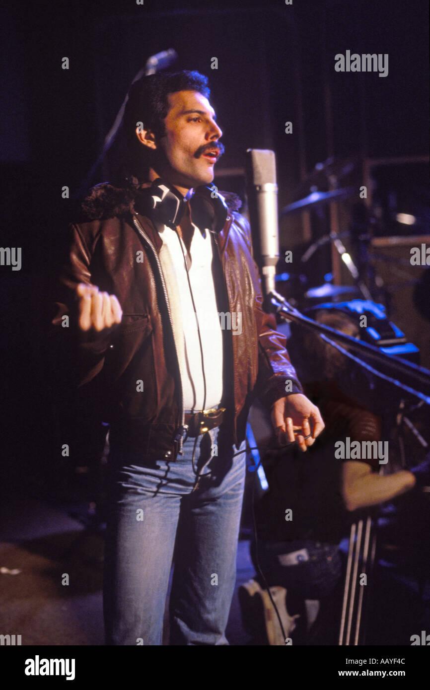 Freddie Mercury Rock Group Queen Picture