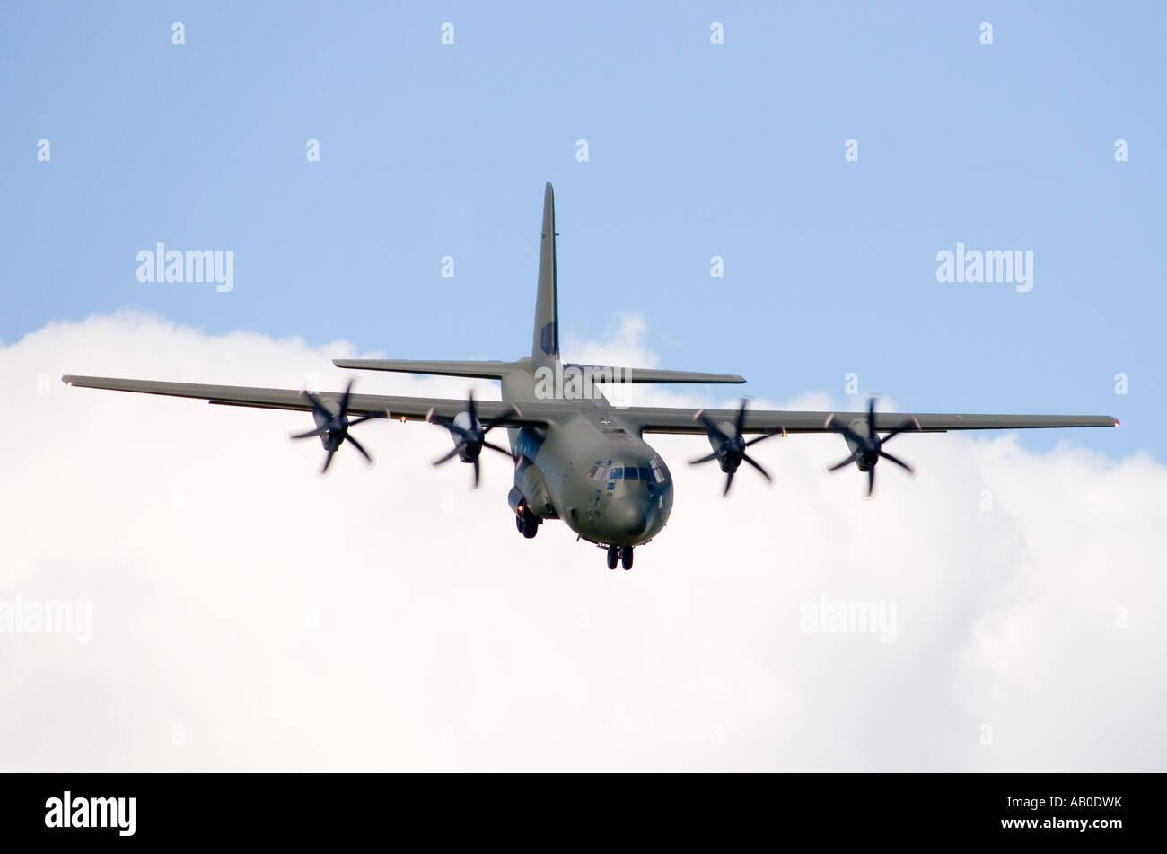 zh881 royal air force lockheed martin c 130j hercules c5 l 382 stock
