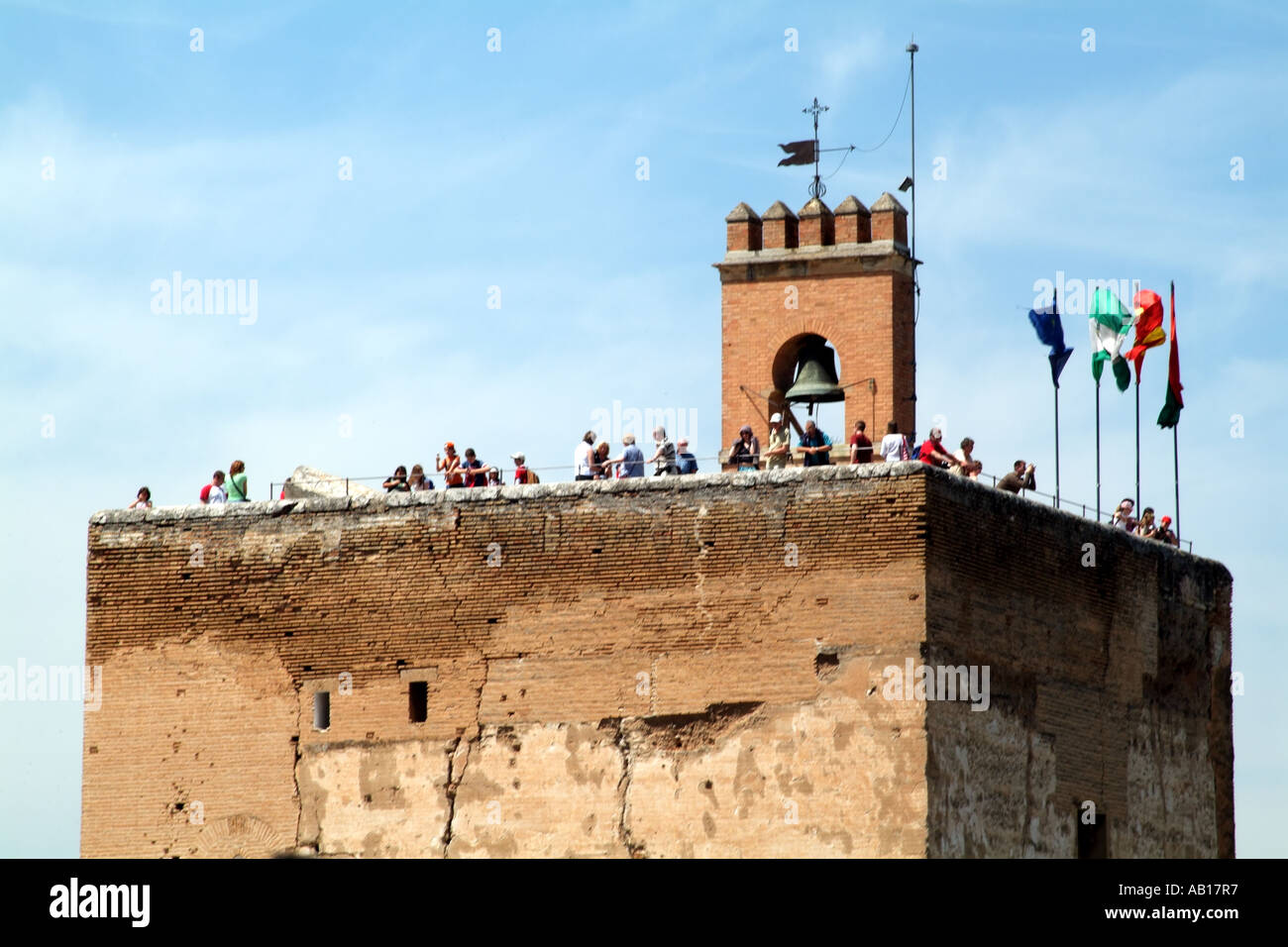 "Legendary Moorish Palace Interior Granada Alhambra Canvas Art Print /""Spain"
