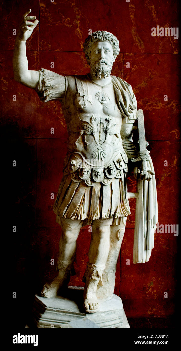 Marcus Aurelius Antoninus Augustus Stock Photos Amp Marcus