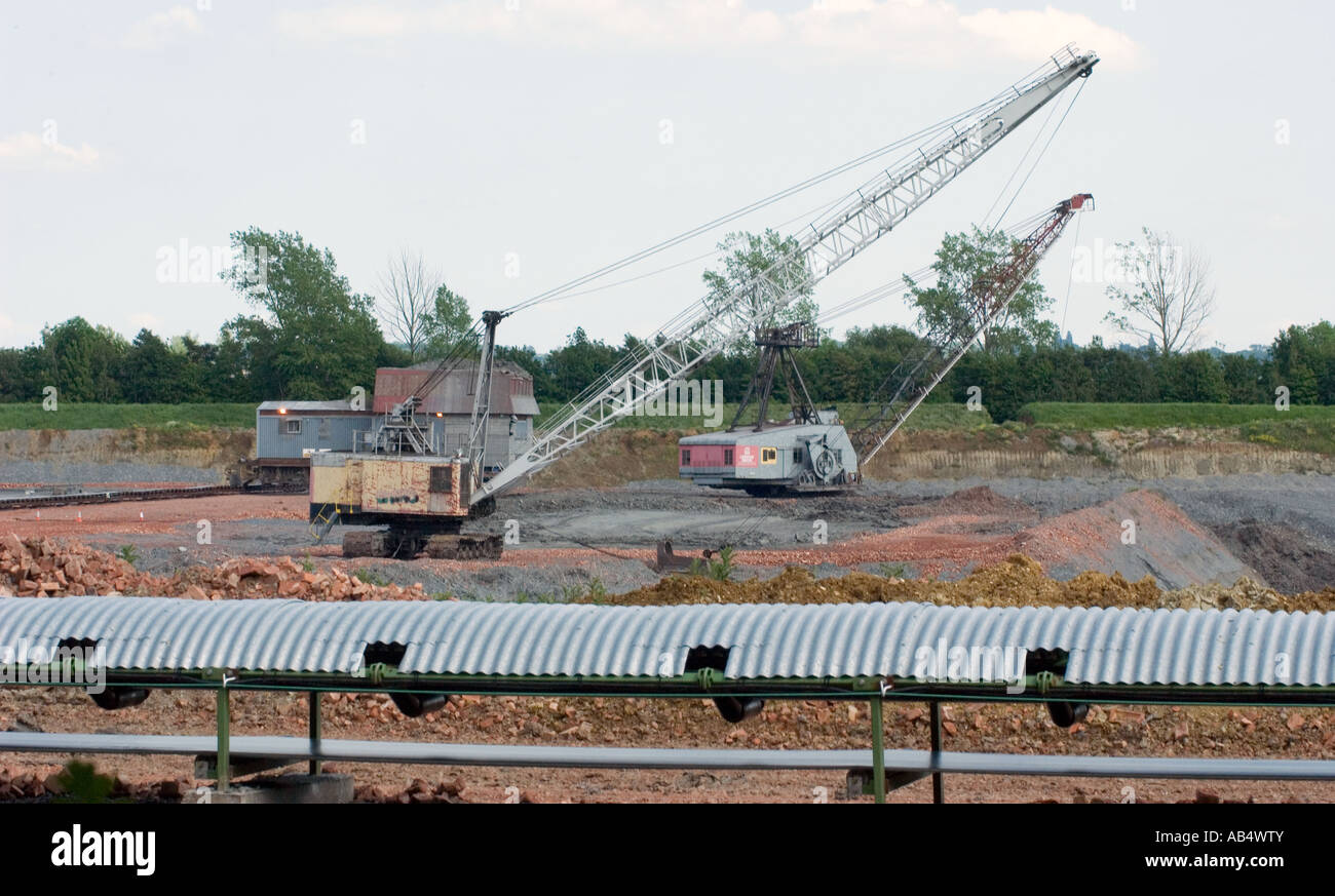 Image result for cranes in a pit
