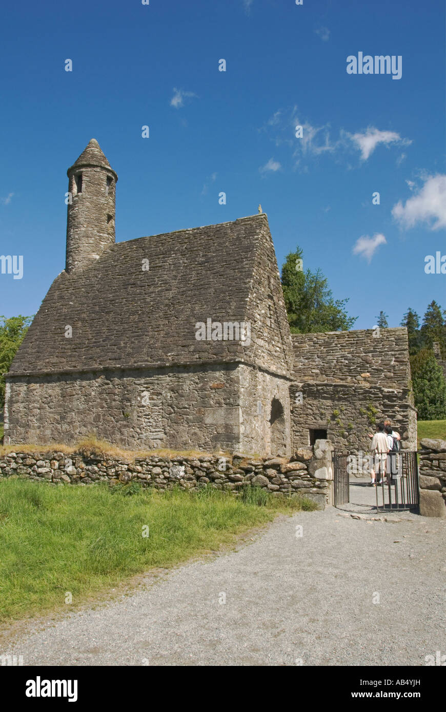 St Kevins Kitchen Stock Photos & St Kevins Kitchen Stock Images - Alamy