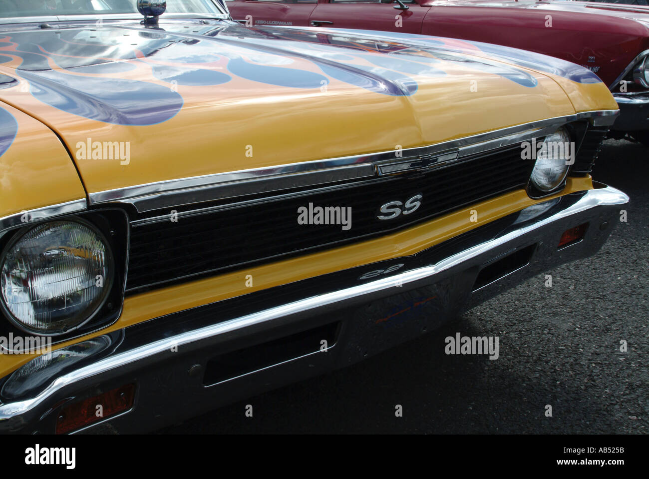Chevy Nova 1968 Chevrolet Muscle Car Stock Photo 741979 Alamy