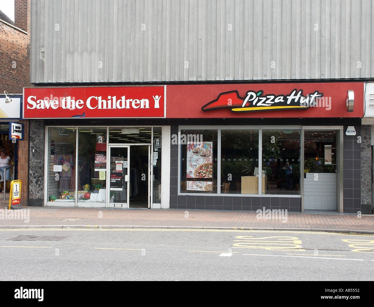 Pizza Hut Architecture Stock Photos Pizza Hut Architecture