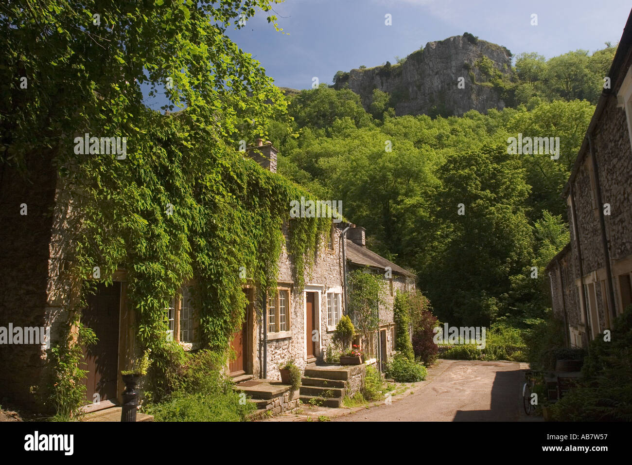 mill district from holiday peak cottage race the cottages derbyshire england luxury in