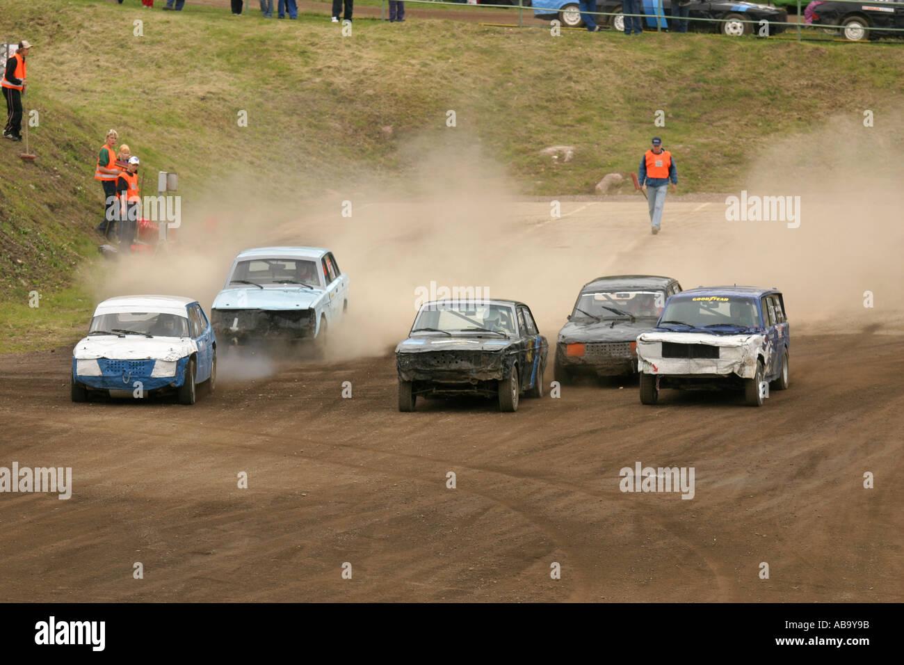 London To Mongolia Car Race