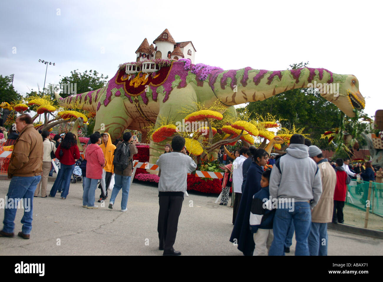 Tournament Of Roses The 116th Rose Parade 91st Bowl Game