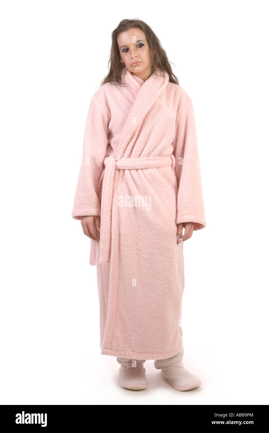 Dressing Gown Slippers Stock Photos & Dressing Gown Slippers Stock ...