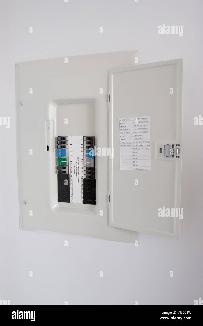 Circuit Breaker Stock Photos & Circuit Breaker Stock Images - Alamy