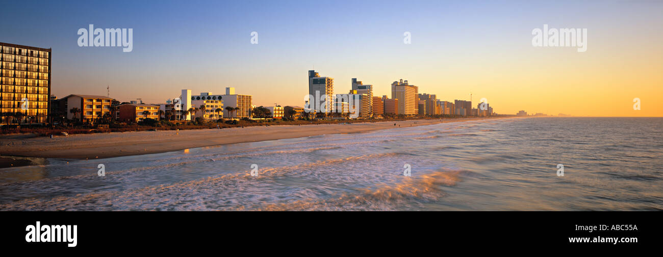 Myrtle Beach, South Carolina, USA - Stock Image