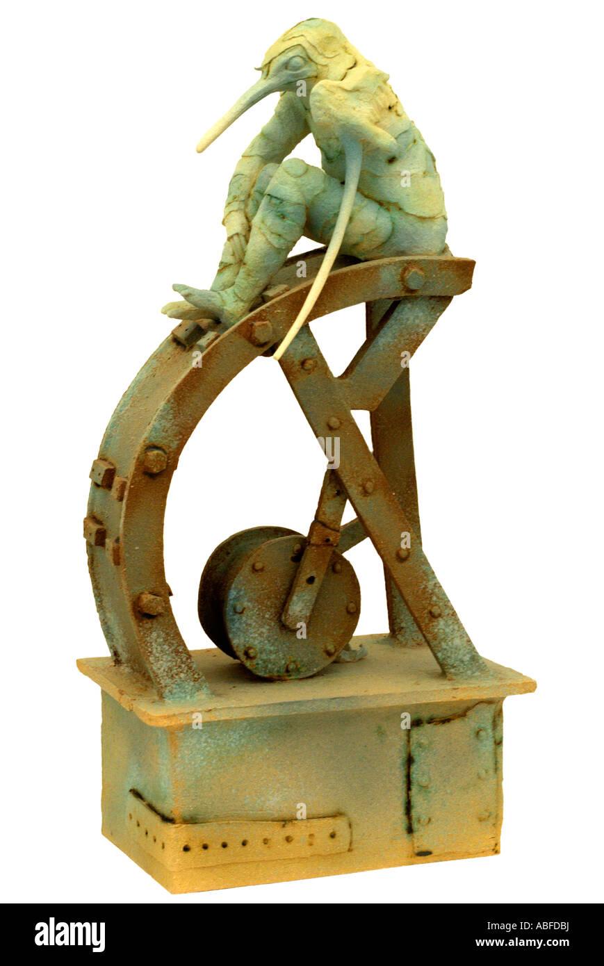 fantasy figure figurine other world worldly statue