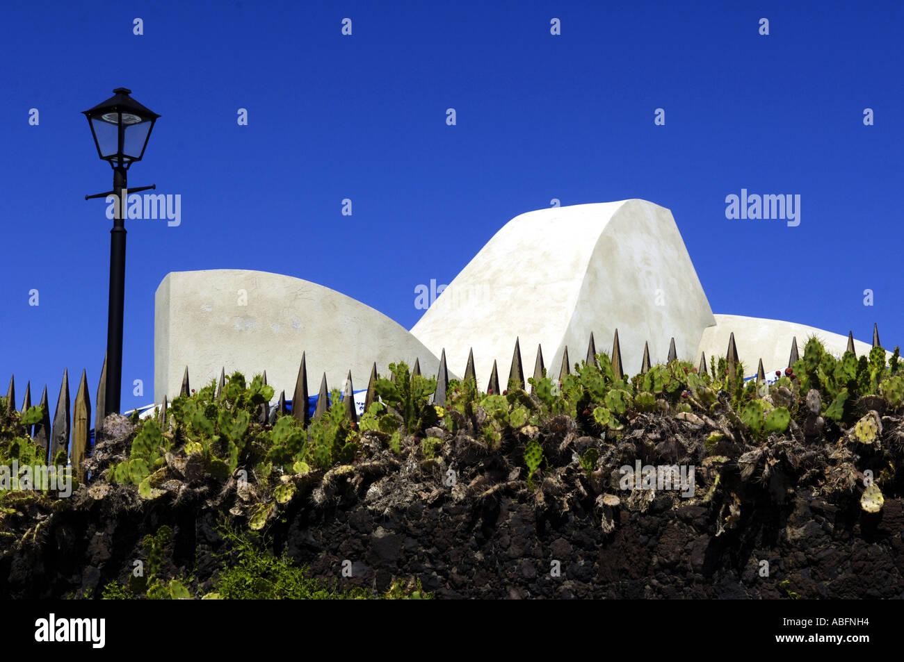 lago martianez puerto de la cruz tenerife islas canarias canary islands spain spanish espana europe european eec eu colour color - Stock Image