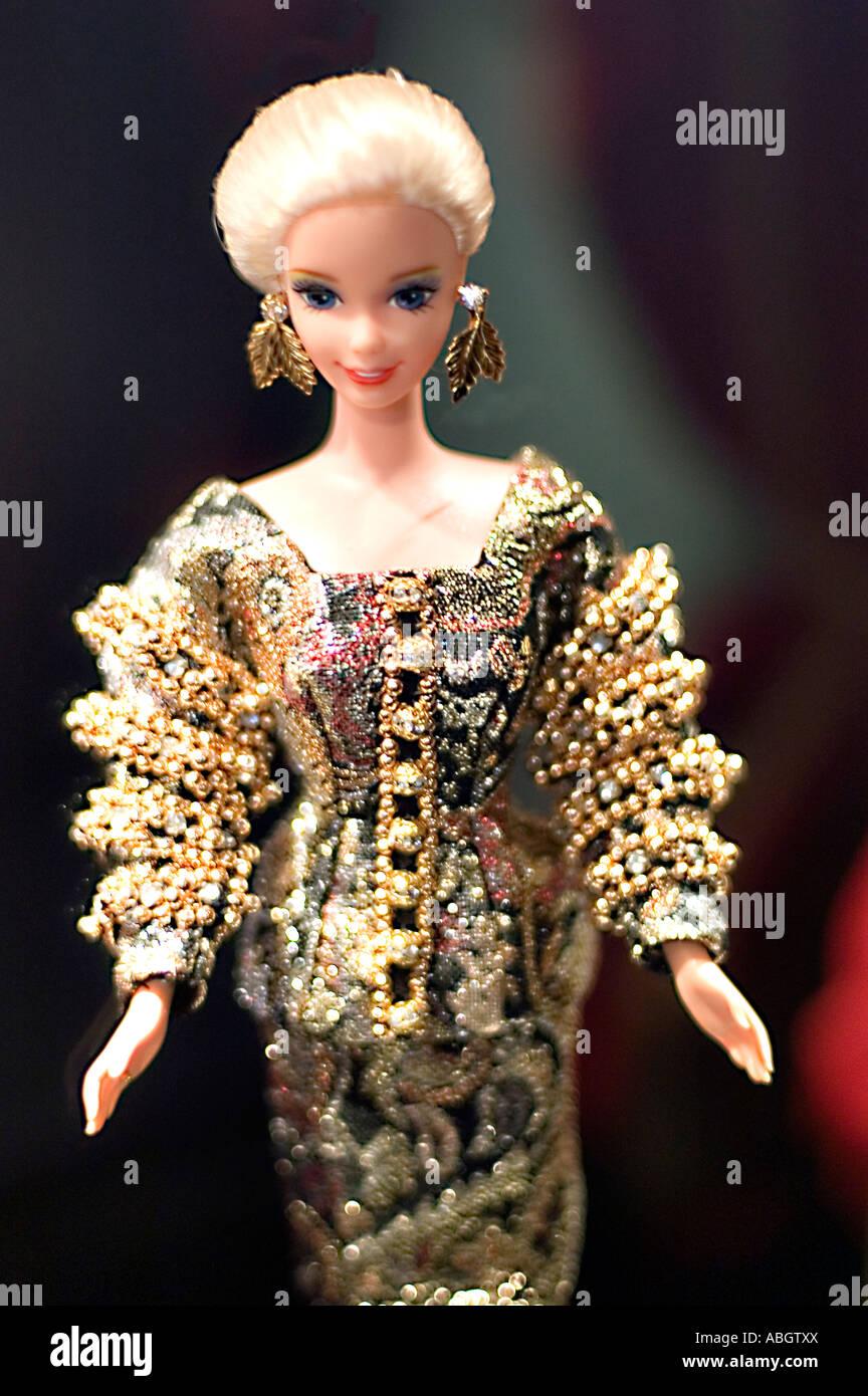 f1a23fd4 Christian Dior Barbie doll 1995 - Designer dolls series - Mattel ...