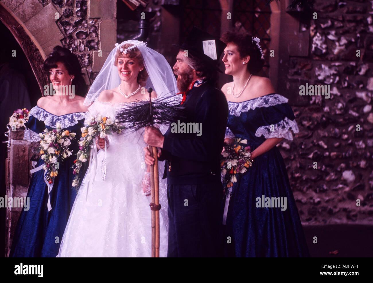 1980s Bride Stock Photos & 1980s Bride Stock Images - Alamy