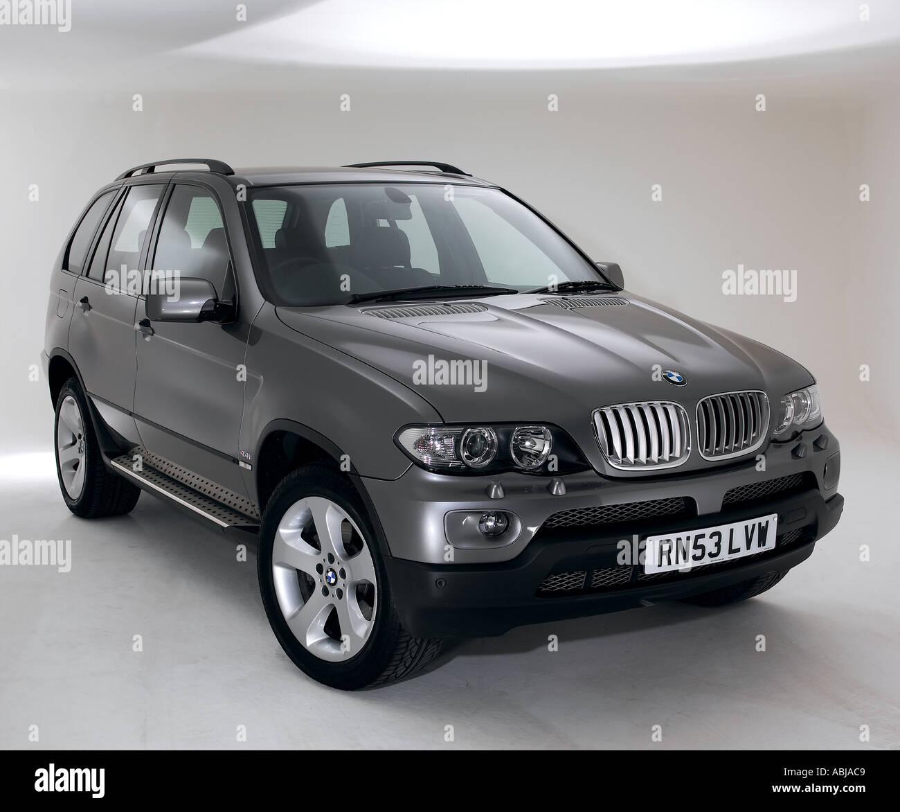 2003 BMW X5 - Stock Image