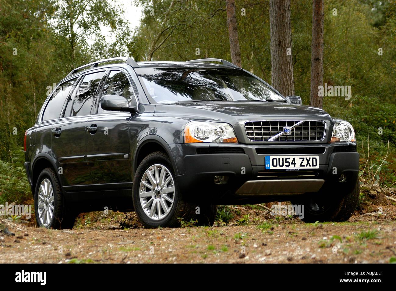 2004 Volvo Xc90 Stock Photo Alamy