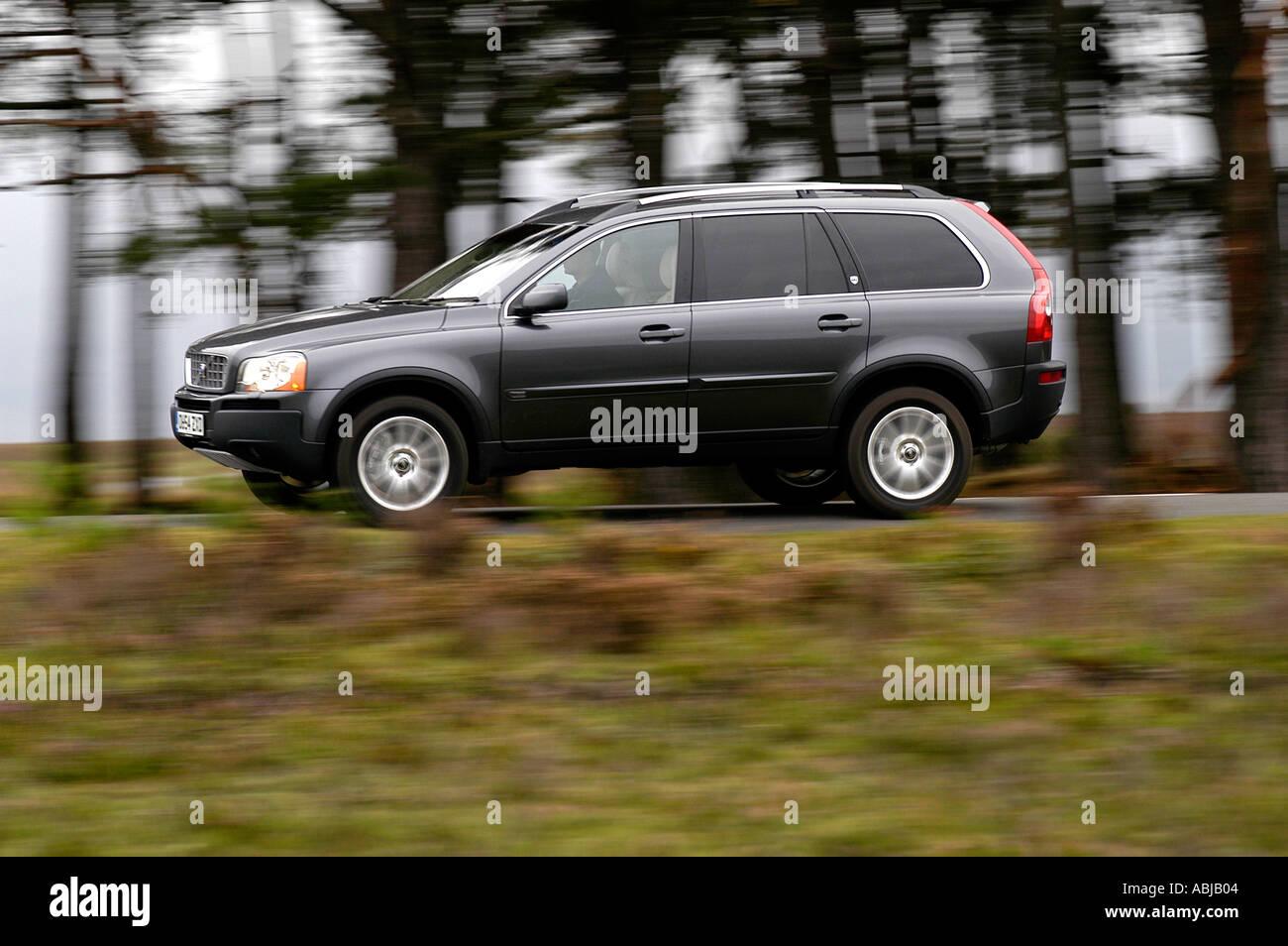 2004 Volvo XC90 Stock Photo