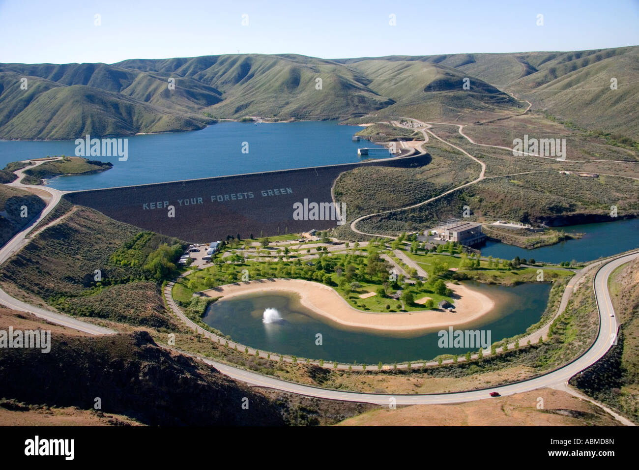 Image result for lucky peak reservoir